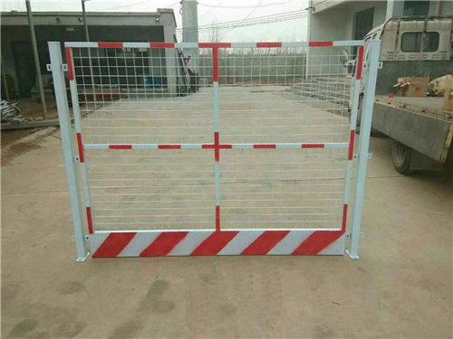 西安基坑道路护栏
