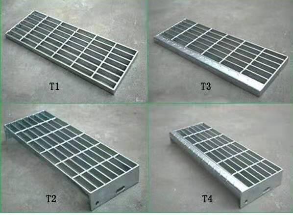 西安镀锌钢格板