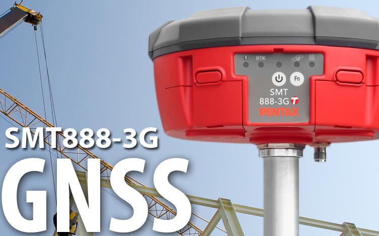 宾得 GPS多星高精度SMT888-3G GNSS