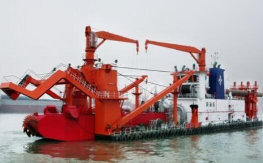 施工船舶定位导航系统方案