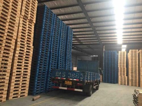 木包装箱案例展示:成都分公司菜鸟网