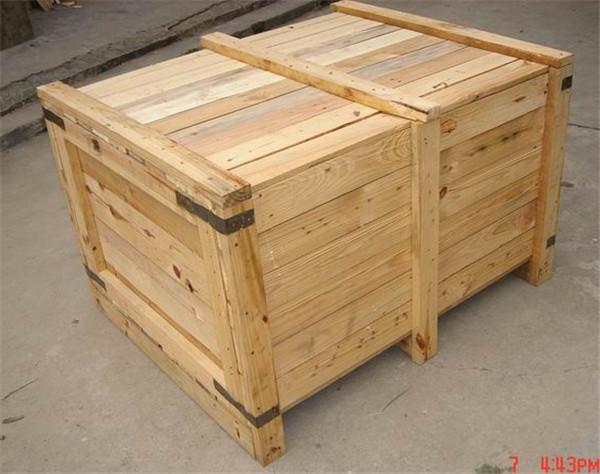 信捷木业木包装箱