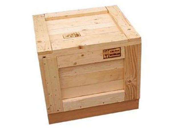 在运输过程过程中, 四川木包装箱具有重要性