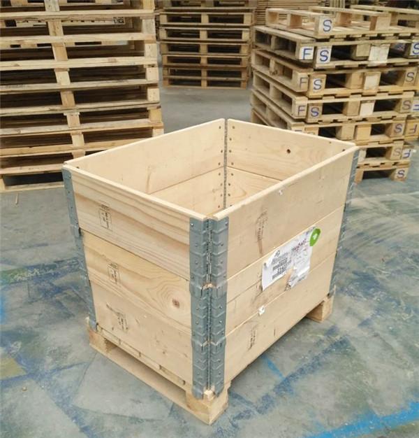 如何让四川木包装箱更加的结实牢固呢