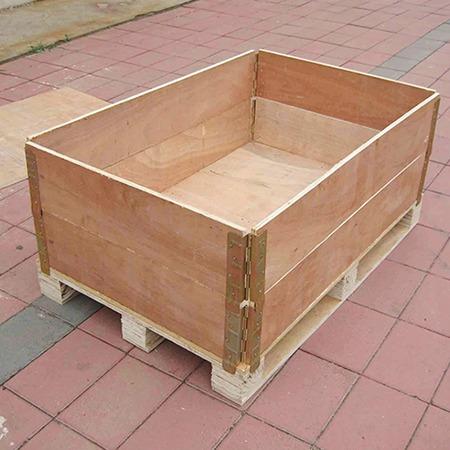 四川木包装箱厂家