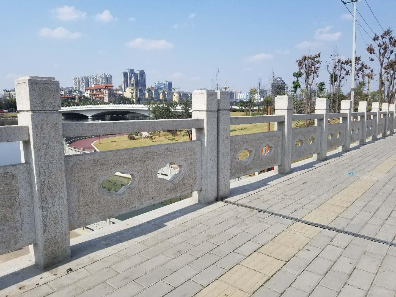 浮雕栏杆案例
