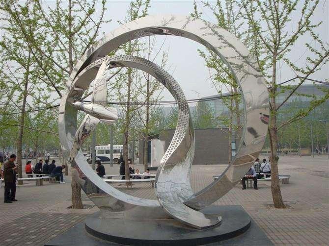 成都不锈钢雕塑