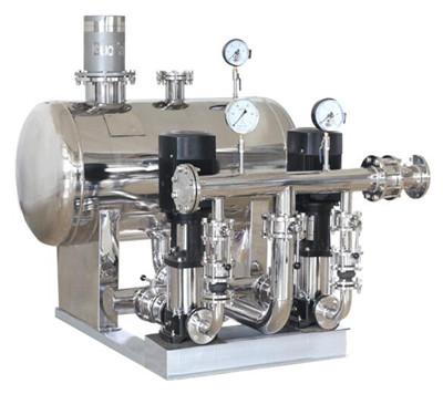 智能型管网接力升压供水设备