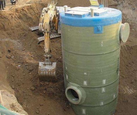 一体化提升预制泵站