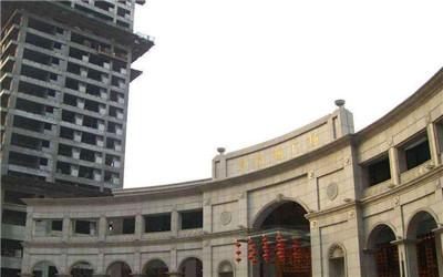 玻璃钢化粪池案例:曼哈顿广场●上海金銮