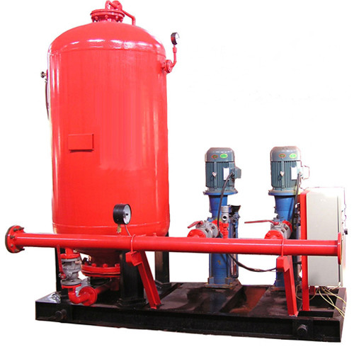 消防给水设备常见的负压消除的四大方法