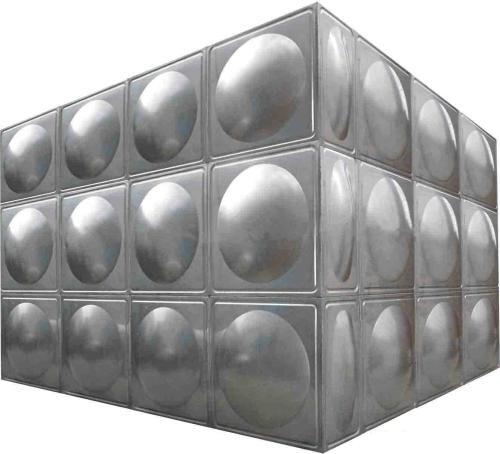 不锈钢水箱不只可以适用凉水、冷水、热水的存储,还可以用以化工品、有机溶剂等存储