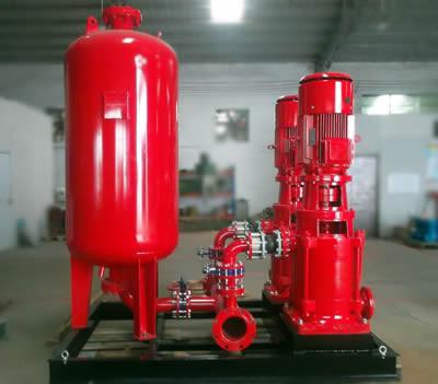 珅泽流体对高层建筑与多层建筑消防供水设备的不同点点