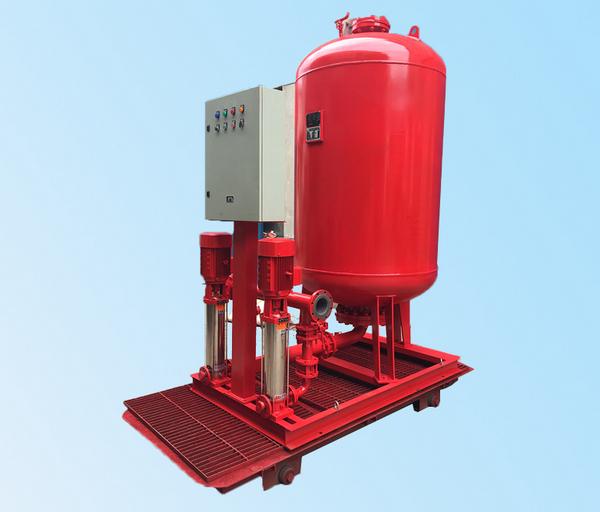 什么是地埋式箱泵一体化山西消防给水设备?