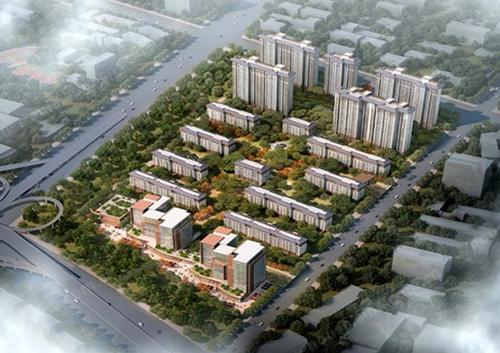 山东工艺质量样板厂家与周口建业世和府项目合作