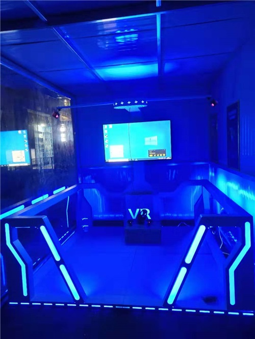 山东VR安全体验馆