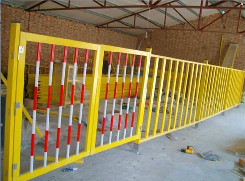 安全体验馆围栏