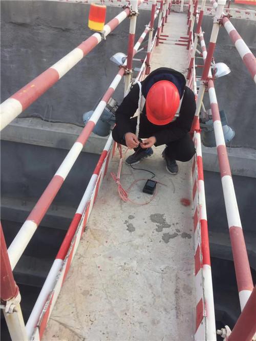 濮阳市中医院 三十五米的基坑监测