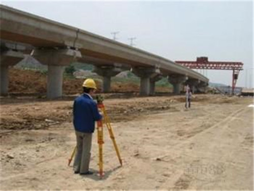 河南沉降观测工程