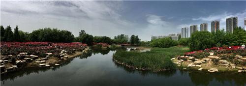 平顶山市白龟湖生态环境保护施工监理项目