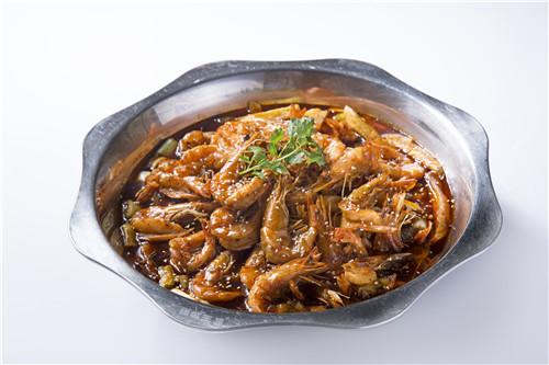 王婆大虾火锅底料加盟