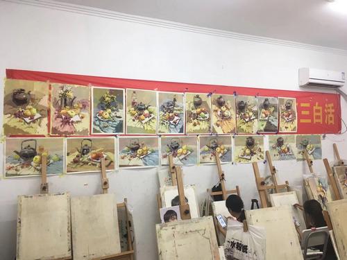 郑州高考美术培训多少钱