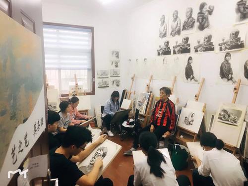 郑州中招美术培训多少钱