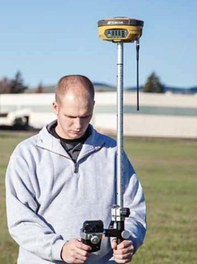 拓普康GPS系列Hiper V接收机