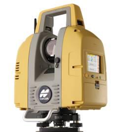 拓普康GLS-2000三维激光扫描仪、LN-100三维放样机器人成功应用于北京腾讯总部大楼建设项目