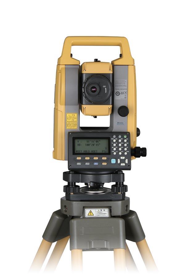 GM-100大地测量全站仪