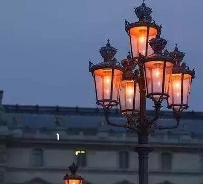欧式灯案例二