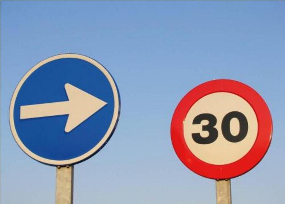 四川道路指示牌有哪些功能作用呢?