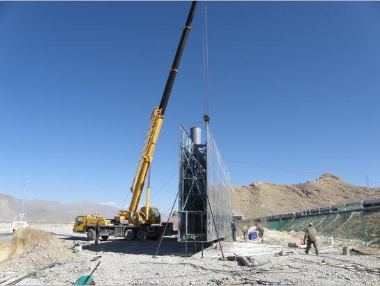想知道西藏單立柱廣告牌制作安裝的過程嗎?請看下文