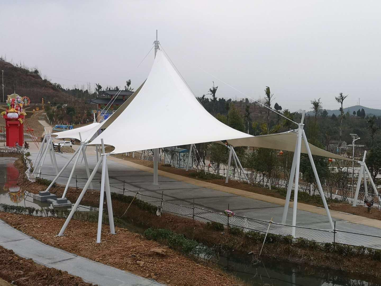 四川膜结构工程