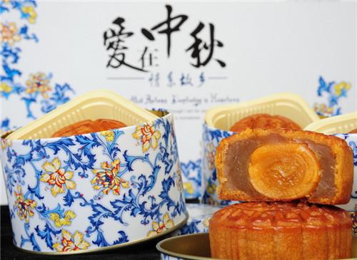 八成人专情传统月饼 让中秋节更有仪式感