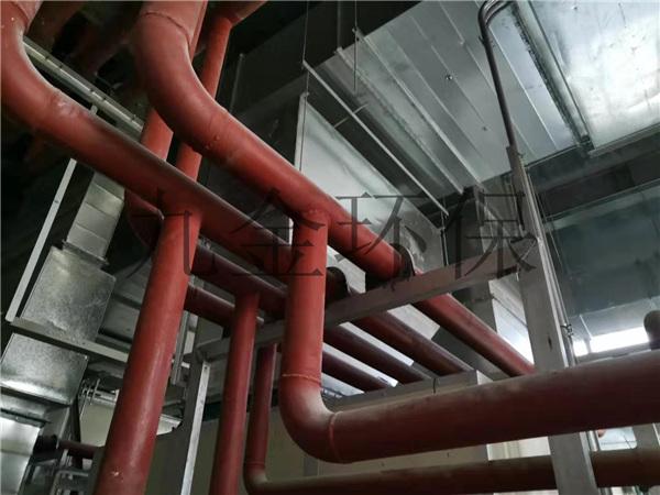 陕西九金环保小编为大家带来加固西安通风管道的方法。