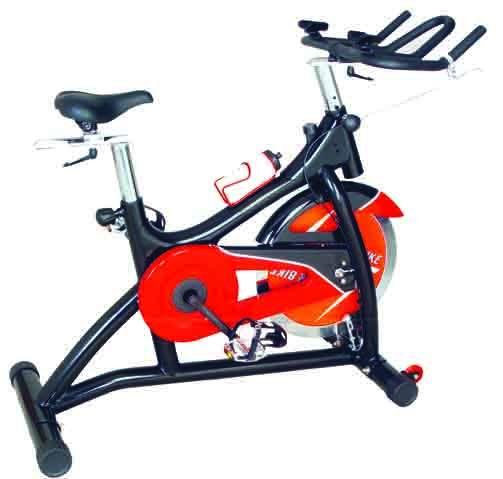 康乐佳立式健身动感单车