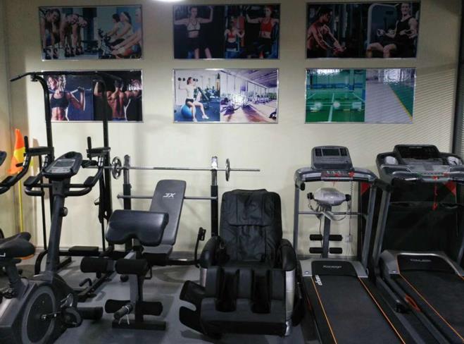 陕西移民(脱贫)搬迁开发集团合作365室内外健身器材