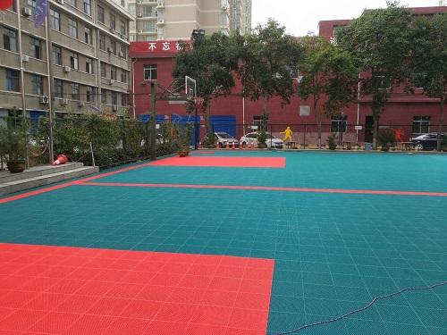 陕西星胜地坪工程合作项目