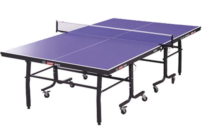红双喜折叠升降式乒乓台T2125