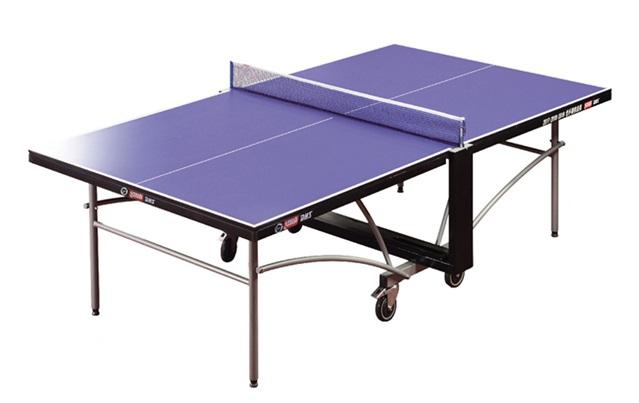 红双喜整体折叠式乒乓球台T2211