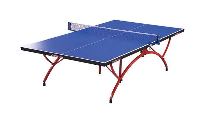 红双喜折叠式乒乓球台T3188