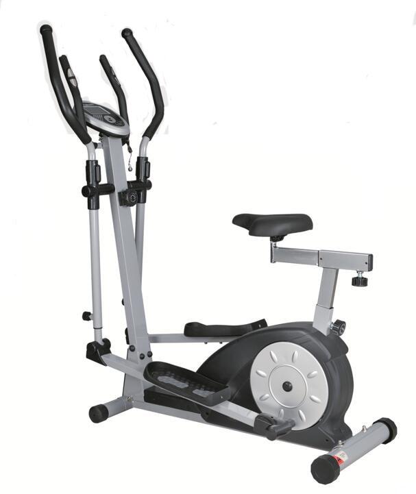 康乐佳磁控椭圆健身车K8604H