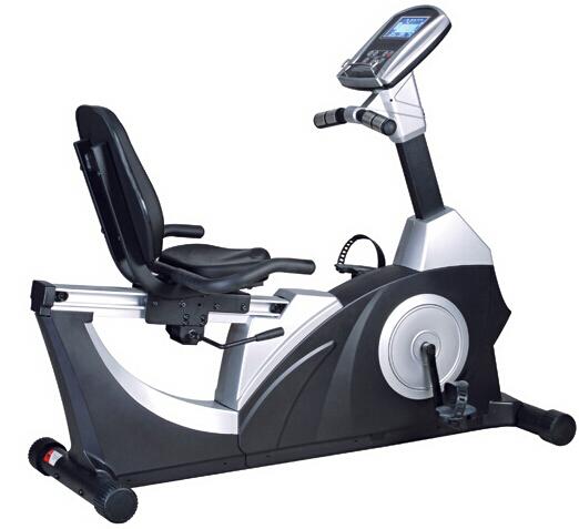 康乐佳豪华磁控健身车K9.5W