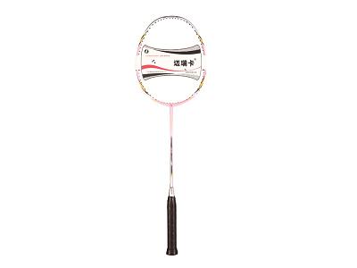 迈瑞卡4U高级全碳素羽毛球拍160