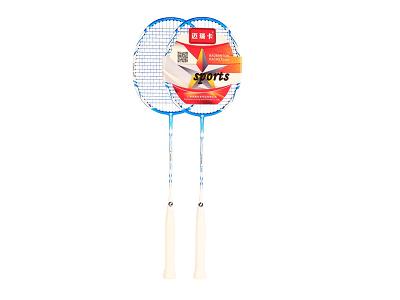 迈瑞卡羽毛球拍760蓝