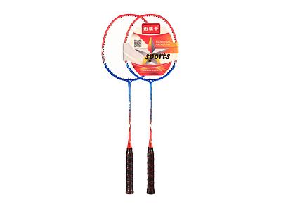 迈瑞卡羽毛球拍M-510红