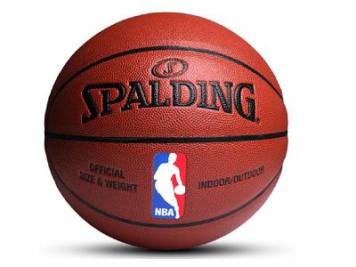 西安体育用品斯伯丁篮球
