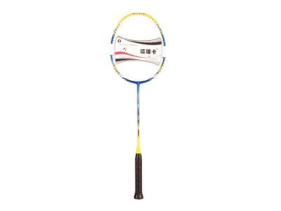 迈瑞卡4U高级全碳素羽毛球拍150
