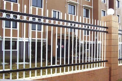 锌钢护栏网